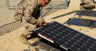 Tactical Advantages Of The Use Of Renewable Energies In Military Applications