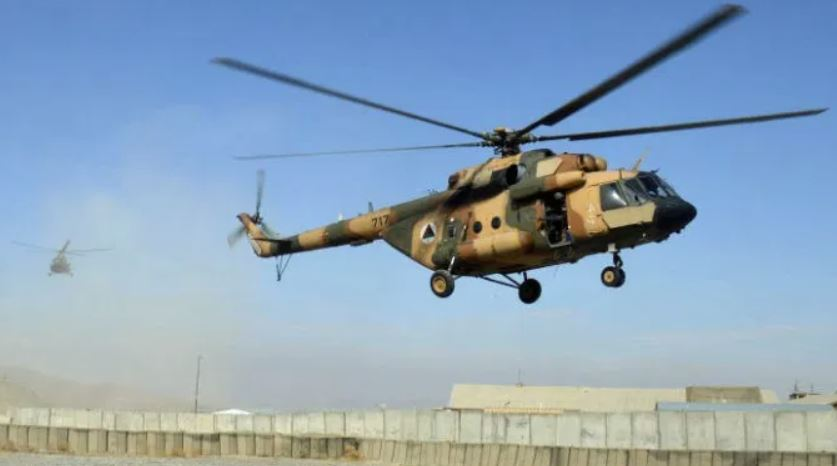Afghan Helicopter Shot Down Video Surfaced Online