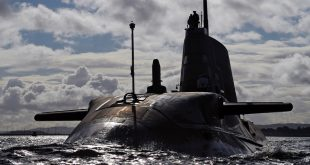 Here's Are Details About Royal Navy New $2.2 Billion Astute Class Nuclear Submarines