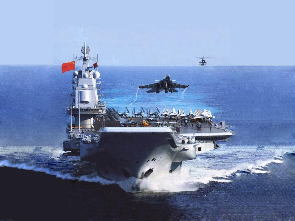 Is China Building Nuclear Powered Aircraft Carrier?