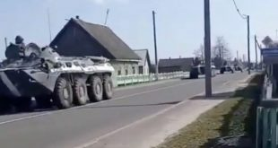 After Russia Belarus Also Deploys Troops To Ukrainian Border