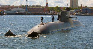 German Submarines Using Russian-developed navigation technology?