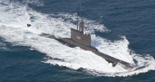 Indonesian Navy submarine with 53 people on board goes missing
