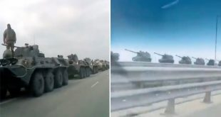 Is Russia about to launch a fresh offensive in eastern Ukraine?