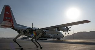 Tyndall Air Force Base Receives New Robot Dogs