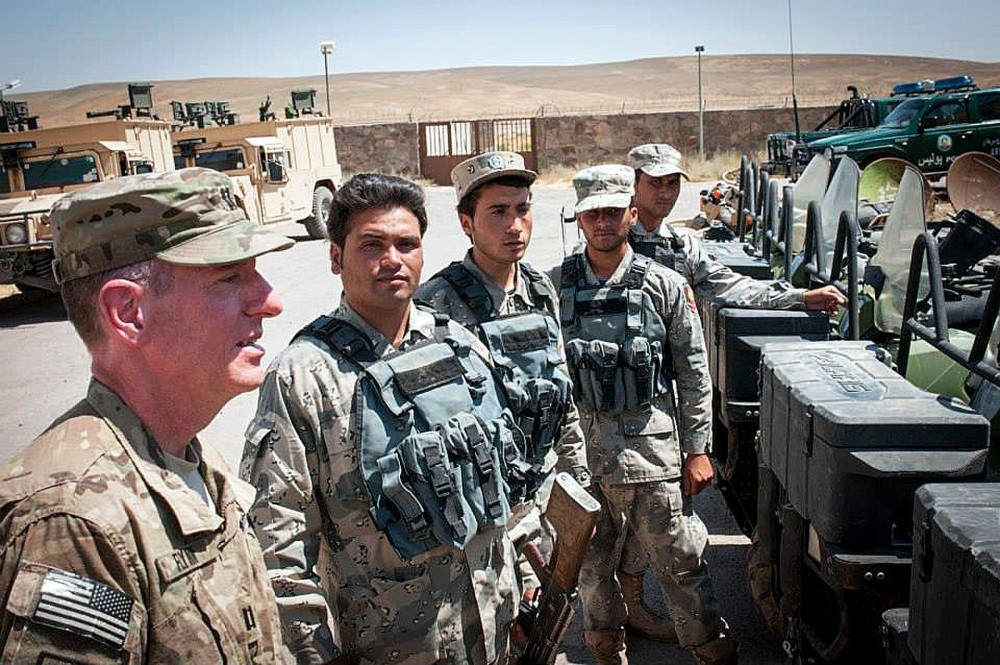 All U.S. and Nato Troops To Leave Afghanistan By 9/11