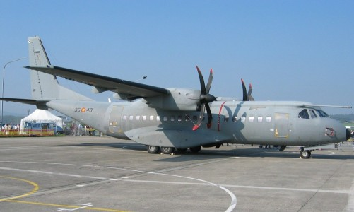 IAF Buying CASA C-295 Airlifters